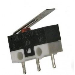 Mini Microswitch pulsante fine corsa Meccanico End Stop Prusa Mendel 3D
