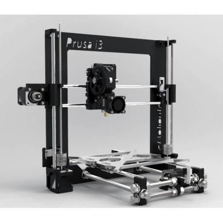 Set Completo di File Stl - Plastiche per Prusa I3 Rework Stampante 3D Reprap