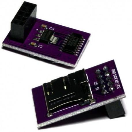 Lettore Micro SD Card TF Stampante 3D Reprap Ramps 1.4 Reprap Prusa Mendel