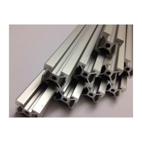 Barre profilati Mendelmax 2.0 Alluminio Estruso 20x20 mm per Stampante 3d Reprap MISUMI