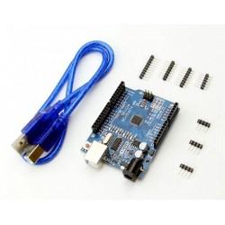 Scheda Arduino Uno Rev 3 COMPATIBILE