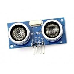 Modulo Sensore di Prossimità a ultrasuoni per Arduino HC-SR04