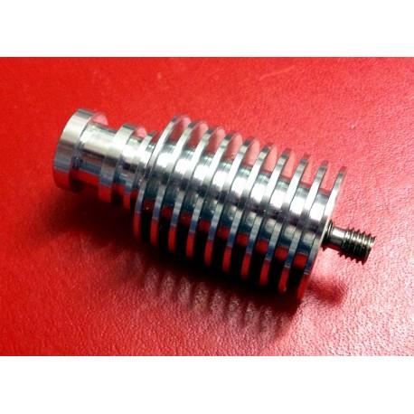 Estrusore Alluminio J-head Cold End Abs Pla 1,75 mm - All Metal Cold End
