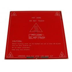 Letto Riscaldato MK2B DELUXE per stampante 3D Heatbed RepRap Prusa Mendel