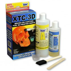 XTC-3D ( high performance 3d print coating ) 181 gr.