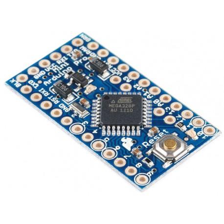 Scheda ModuloAtmega328 ATMEGA328P Pro Mini Board 5V 16MHz per Arduino