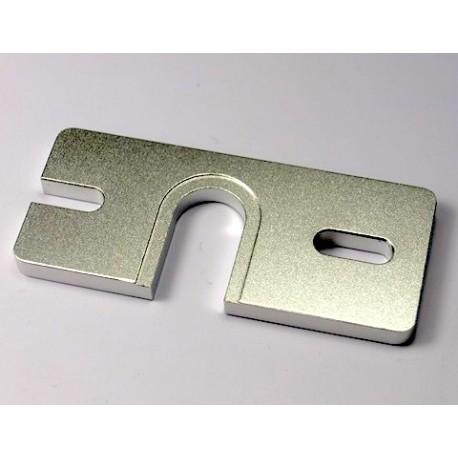 Supporto alluminio estrusore per Hot End J-head Stampante 3D Prusa Mendel