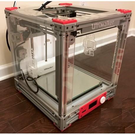 Set Completo di File Stl - Plastiche per UM2 Stampante 3D Reprap