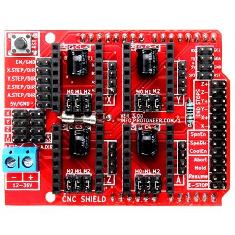 Modulo CNC V3.0 Shield A4988 scheda espansione Arduino