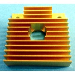 Dissipatore di Calore per Estrusore MK7/MK8 - Motore Nema 17 Reprap Prusa Mendel