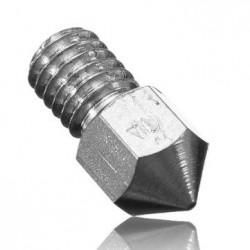 Ugello Acciaio 0,4mm Estrusore Hot End Stampante 3D Prusa Mendel Brass Nozzle