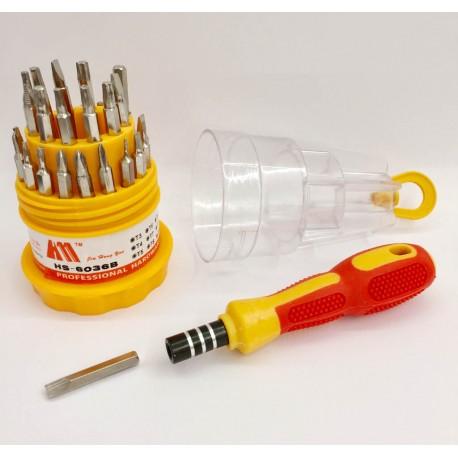 Cacciavite con set di punte per assemblaggio Stampante 3D