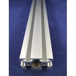 Barre profilati Alluminio Estruso 20x40 mm SU MISURA - DIY Makers
