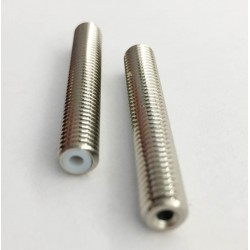 Collo Estrusore 30mm con PTFE Nozzle throat Hot End Stampante 3D Prusa Mendel