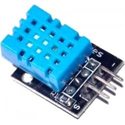 Modulo DHT-11 sensore di umidità e temperatura Arduino Raspberry shield sensor