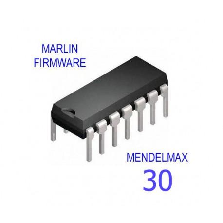 Firmware Marlin Mendelmax 30 - LCD 12864 - Stampante 3D Reprap