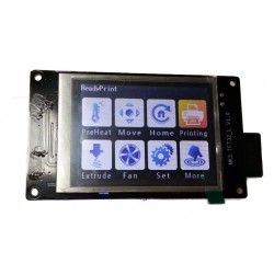 Display Lcd a Colori Touch Screen Modulo MKS TFT32 - V3 per MKS Gen