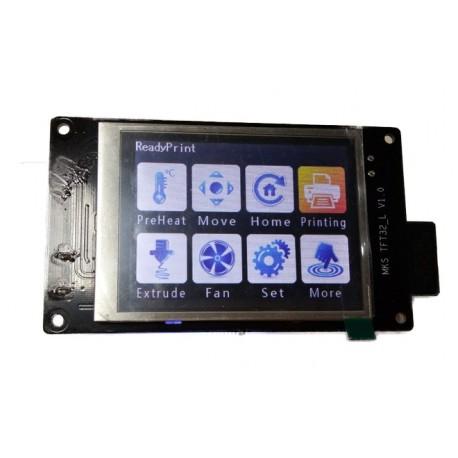 Display Lcd a Colori Touch Screen Modulo MKS TFT32 - V3 per MKS Gen