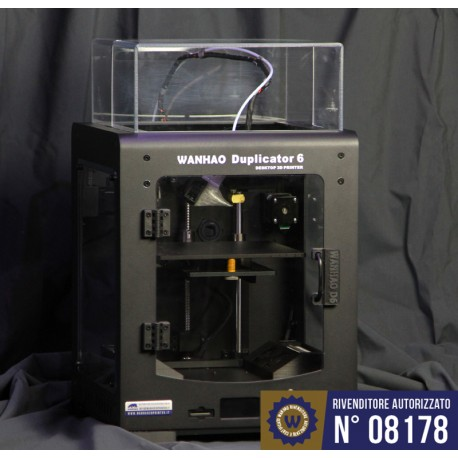 Wanhao Duplicator D6 Business V2 Chiusura Acrilico Stampante 3D
