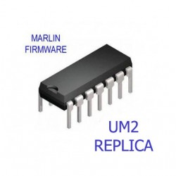 Firmware Marlin ULTIMAKER 2 REPLICA - LCD 12864 - Stampante 3D Reprap