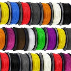 Filamenti ABS 3 mm per Stampante 3D - 1 Kg.