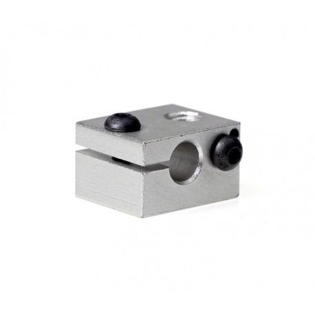 Blocco Alluminio Riscaldante E3D per Estrusore Hot End Stampante 3D Prusa Mendel Heater Block