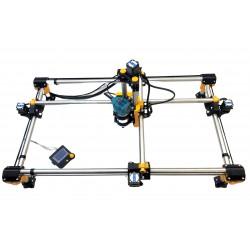 Macchina Fresa CNC Pantografo cm 70x30
