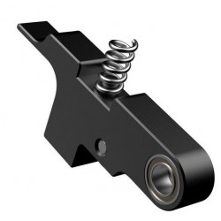 Leva Metallo Ricambo Estrusore Artillery Sidewinder X1 e Genius Stampante 3D