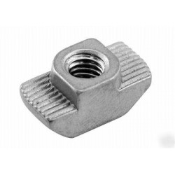 100 Pz. T Nuts M5 x profilati Alluminio estruso 20x20mm Stampanti 3d