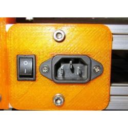 Pannello Accensione Stampante 3D Mendelmax 1.5 Reprap