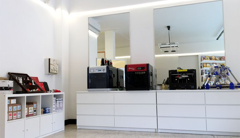 Punto Vendita Stampanti 3d, Ricambi, Accessori e Filamenti a Padova
