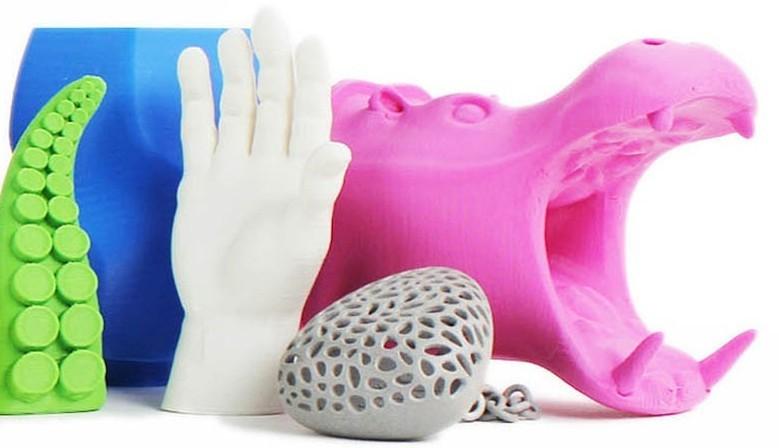 Elettronica per Stampanti 3D - Reprap Prusa Mendelmax 3D Printer