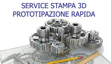 Service Stampa 3D